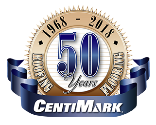 CentiMark 50 Years logo2