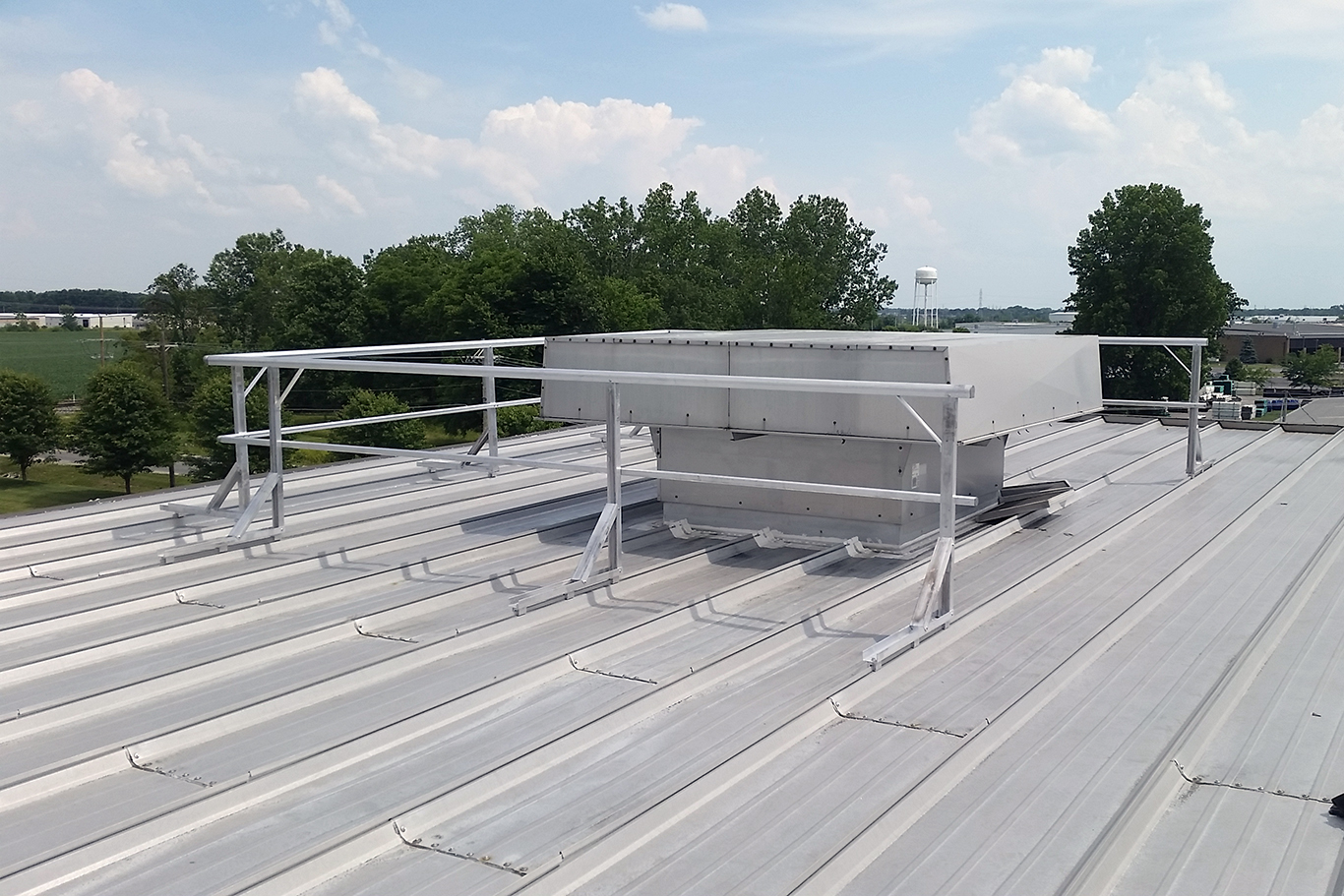 Guardrail Systems Safety Review