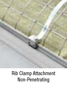 Rib Clamp Attachment Non Penetrating