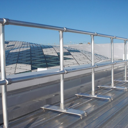 Safe Roof Series: CentiMark and OSHA Compliant Roofs (Part 1)