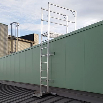 Company Safety Starts at the Top - Are Your Ladders Compliant?