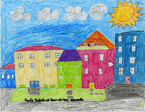 Congratulations to the Children of CentiMark Associates - Winners of NRCA Art Contest Announced