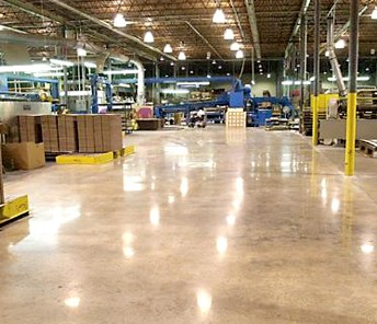 Schedule Summer Plant Shutdown Flooring