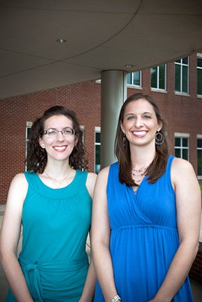 CentiMark People: Lisa Mychalishyn and Stephanie Thomas