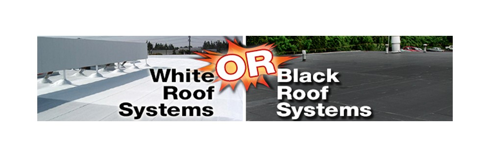 White Roof or Black Roof?