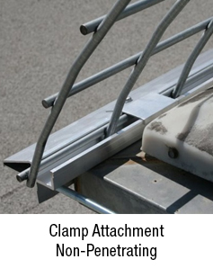 Clamp Attachment Non Penetrating