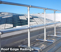 Roof Edge Railings2