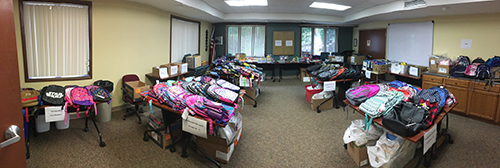 Donations made to North Hills Community Outreach