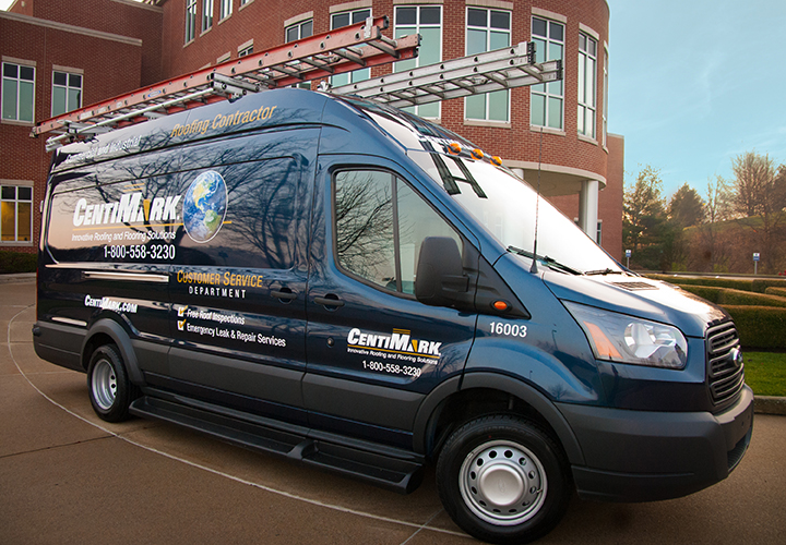 CentiMark's Commercial Motor Vehicle