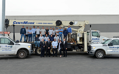 CentiMark's Commercial Roofing Team in Boise ID
