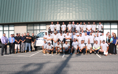 CentiMark Roofing Team Serving Boston, MA