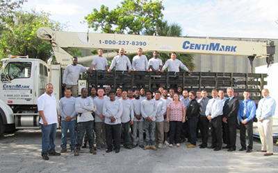 CentiMark's Commercial Roofing Team in Ft Lauderdale