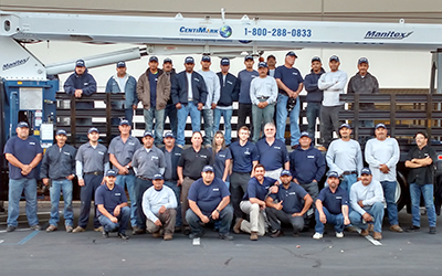 CentiMark's Bay Area Commercial Roofing Contractors