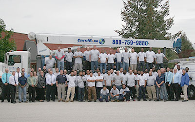 CentiMark commercial roofers serving Philadelphia, PA