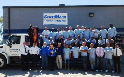 CentiMark Roofing Company in Omaha, NE