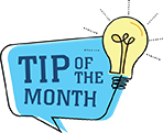 Tip of the Month