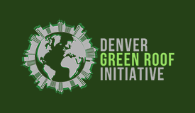 Logo for Denver Green Roof Initiative