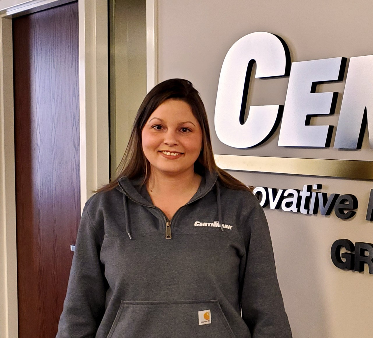 Women in Roofing - Meet CentiMark's Jamie C.