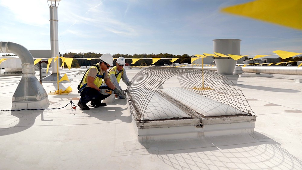 Attaching Equipment to Your Roof