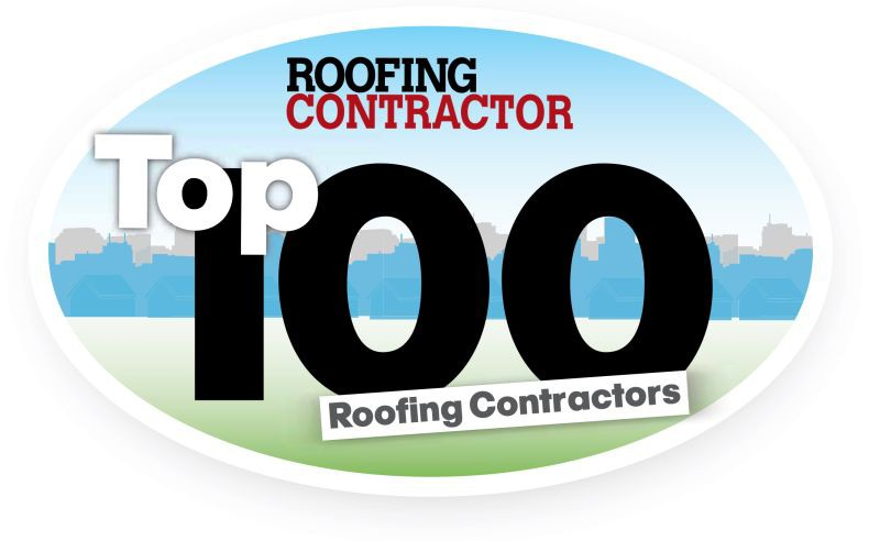 CentiMark Named #1 Roofing Contractor for 10th Consecutive Year